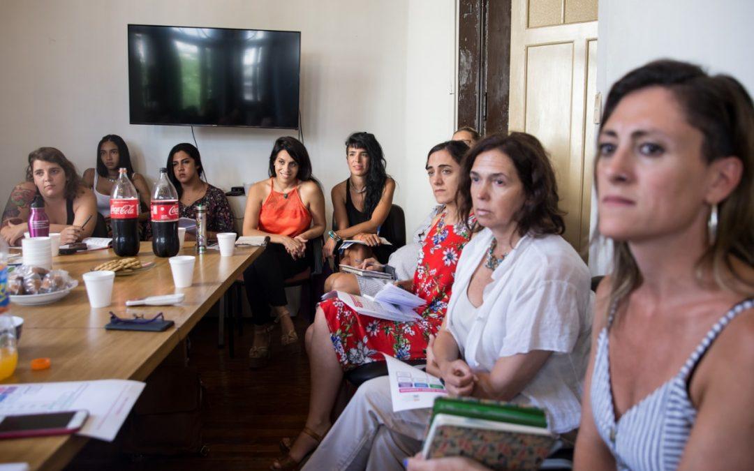 Por un ministerio que de respuesta a las mujeres, las diversidades y disidencias en Argentina.