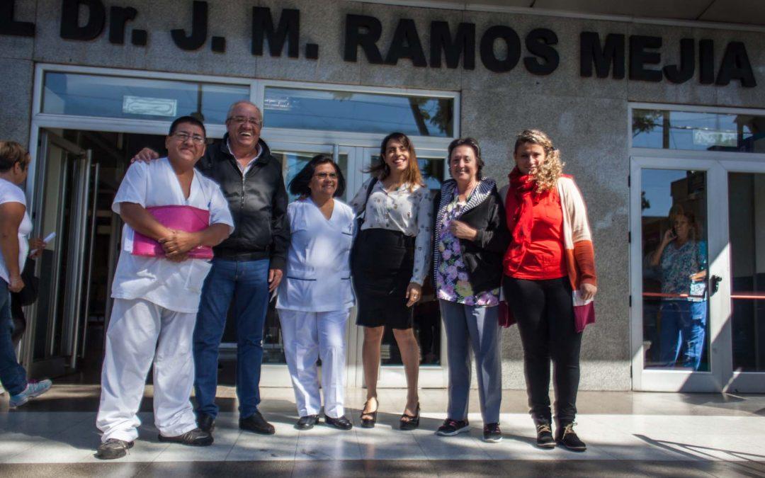 El hospital público está en crisis