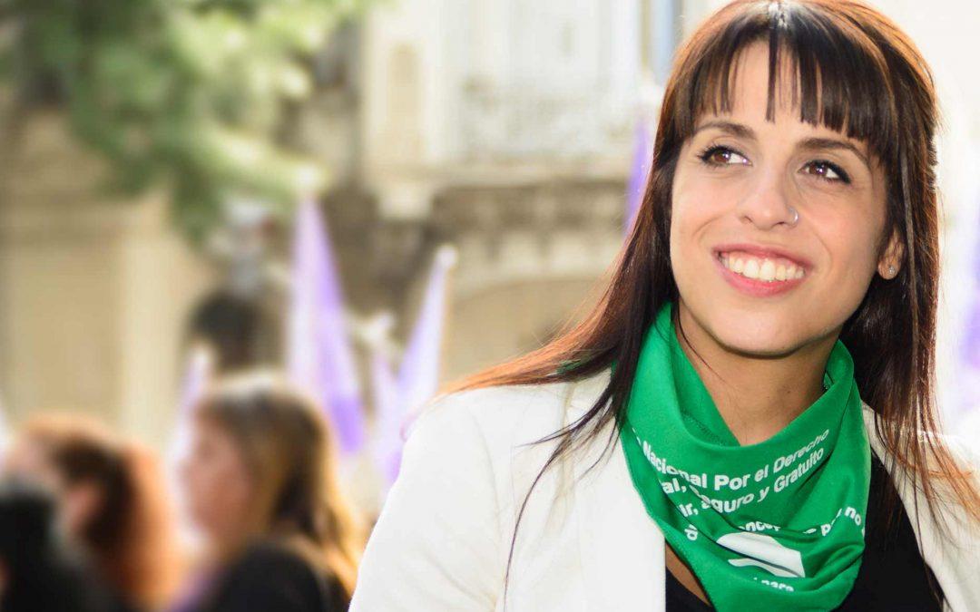Voy a ser candidata a Jefa de gobierno, la Ciudad necesita una mujer