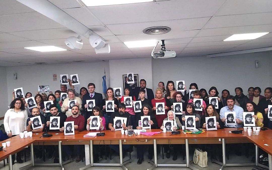 Juicio político a los jueces del caso Lucia Pérez
