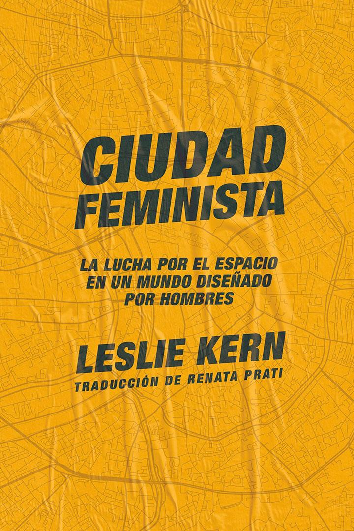 Imagen libro Ciudad feminista