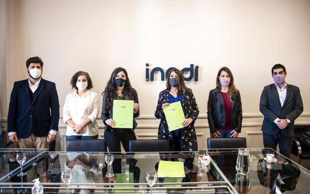 Convenio entre el INADI y la Comisión Cascos Blancos