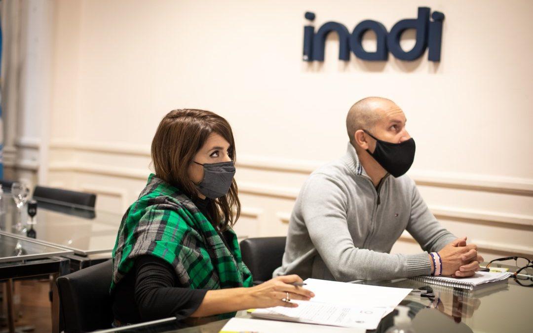 El INADI y la Municipalidad de Viedma, juntos contra la discriminación