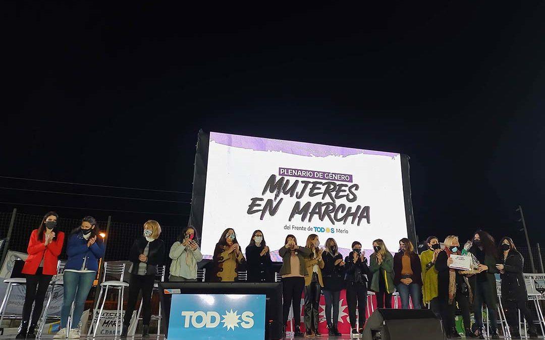 Plenario Mujeres en Marcha